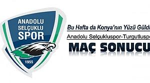 Andaolu Selçukluspor Turgutluspor Maç Sonucu