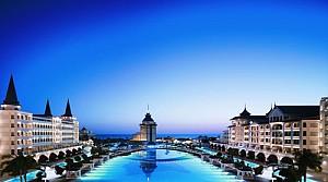 Antalya'nın en lüx oteli davayı kaybetti