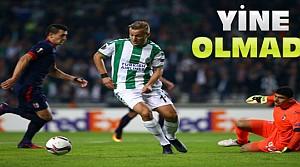Atiker Konyaspor Braga Maç Sonucu