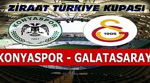 Atiker Konyaspor Galatasaray ile Eşleşti