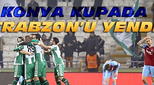 Atiker Konyaspor Trabzonspor Maç Sonucu