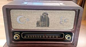Bahçeli'den 3 Hilalli Radyo hediyesi