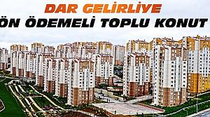 Bakan Kurum'dan TOKİ Projesi Açıklaması