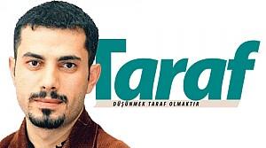 Mehmet Baransu'ya Gözaltı