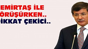 Başbakan Davutoğlu'ndan Kritik Açıklamalar