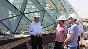 Başkan Altay, Aşkın Kanatları Müzesi'ni İnceledi