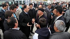 Başkan Altay Yazır Mahalle Sakinleri İle Bir Araya Geldi