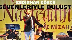 Bedirhan Gökçe Akşehir'de Sahne Aldı