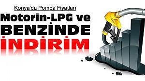 Benzin Motorin ve LPG'de Yeni İndirim
