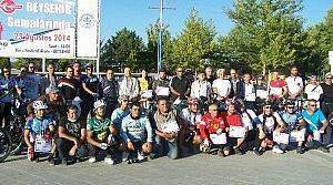 Beyşehir Gölü Etrafında Bisiklet Turu
