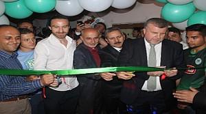 Beyşehir Konyaspor Taraftarlar Derneği Açıldı