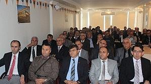 Beyşehir'de Bilgilendirme Toplantısı