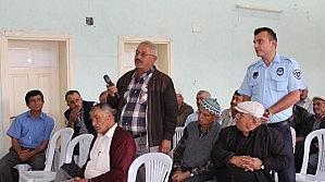 Beyşehir'de Mahalle Toplantıları Başladı