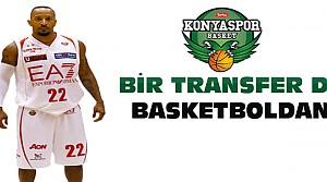 Bir Transfer de Torku Konya Basket Takımından