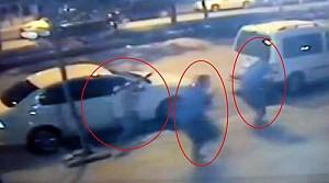 Bitlis'te polise roketle saldırdılar