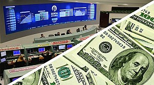 Borsa uçtu-Dolar düştü