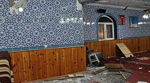 Camide Patlama 1 Ölü