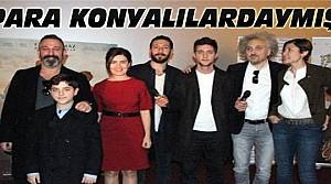 Cem Yılmaz Konya'da Yeni Filmini İzledi