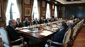 CHP ve HDP Saraya Gitmedi