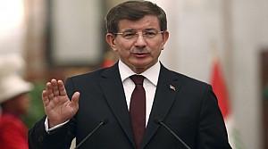 Davutoğl'ndan, CHP ve MHP'ye kutlama