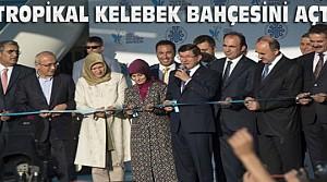 Davutoğlu Konya'da Açılış Yaptı