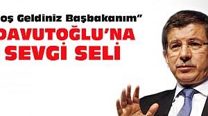 Davutoğlu'na Artvin'de Başbakanımlı Karşılama
