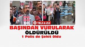 Diyarbakır Baro Başkanı Öldürüldü-VİDEO