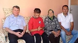 Engelli Oğluna Bakan Kadına Hac Kolaylığı