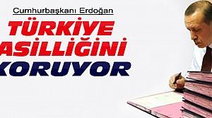 Erdoğan:Biz Diplomatik Bir Dil Kullanıyoruz