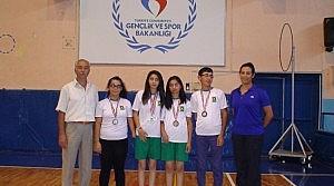 Ereğli Badminton Takımı İlçenin Gururu Oldu