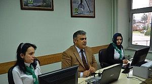 Ereğli'de Alo Belediye Hizmet Hattı Devrede