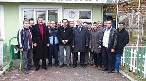 Ereğli'de Hastane Hattı Toki'ye Kadar Uzatıldı