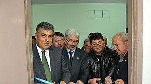 Ereğli'de Muhtarlar İrtibat Bürosu Açıldı