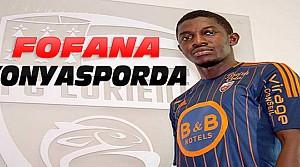 Fofana Konyaspor İle Sözleşme İmzaladı