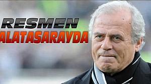 Galatasaray Mustafa Denizli İle Anlaştı