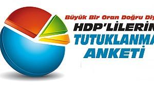 HDP'lilerin Tutuklanmalarını Halk Nasıl Görüyor?