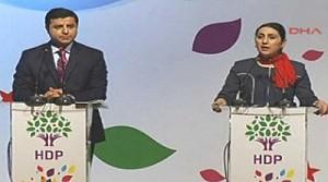 HDP'nin seçim beyannamesi