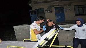 İntihara Kalkışan Kadın Eşini Bıçakladı