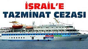 İsrail'e Mavi Marmara Cezası