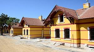 İstasyon Bölgesinde Kültür Ve Tarih Adası Oluşturuldu