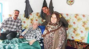 Jandarmadan Yaşlılara Evinde Ziyaret