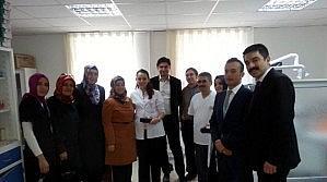 Karaman'da Diş Hekimleri Günü Kutlamaları Sürüyor