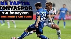Kasımpaşa Stadında Konyaspor Hüsranı