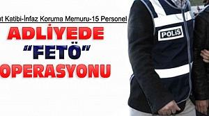 Konya Adlisyesinde Yeni Operasyon:15 Gözaltı
