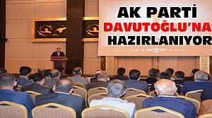 Konya Ak Partide Seçim Çalışmaları İstişaresi