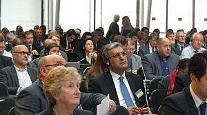 Konya Şeker Dünya Şeker Sektörü Toplantısında