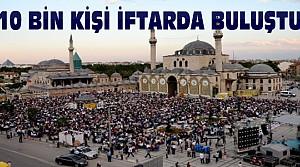 Konya'da 10 Bin Yetim Kardeşlik İftarında Buluştu