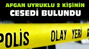Konya'da 2 Kişinin Cesedi Bulundu