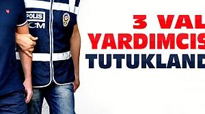 Konya'da 3 Vali Yardımcısı Tutuklandı