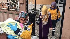 Bebeği ve Annesini Darbeden Kişi Serbest Bırakıldı